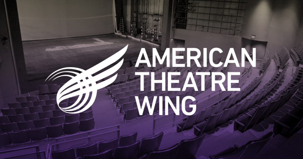 Image courtesy of America Theatre Wing